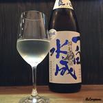 笑酒 - 一白水成 特別純米酒