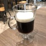 アオイブリューイングカフェ - アイリッシュコーヒー
