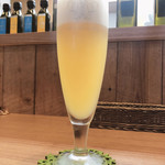 Soba Ristorante na-ru - グラスビール 600円