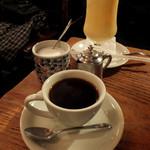 100271167 - ブレンドコーヒー&ミルクセーキ