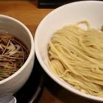 清麺屋 - 料理写真:【(限定) あやひかりの醤油つけ麺 + 熟鮮玉子】¥880 + ¥100