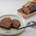 こがさかベイク  - 料理写真:チョコレートパウンド