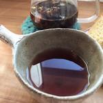 BAGEL CAFE SORARIN - 紅茶は約2杯分