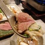 禅紫 - 鴨のハリハリ鍋