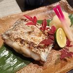 禅紫 - タチウオの塩焼き
