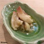 吉香 - 北寄貝の燻製油漬