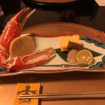 100278922 - 焼き物は蟹