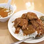 100279489 - 魯肉飯750円外税
