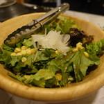 完全個室と創作和食 椿屋 - サラダ