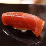 日本橋蛎殻町 すぎた - 鮪のづけ