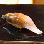 日本橋蛎殻町 すぎた - 〆鯖