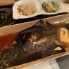 うおはん - 料理写真:黒いカレイ煮付けランチ