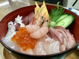 海鮮屋 - 海鮮丼