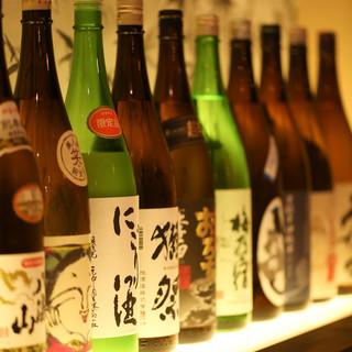 ~47都道府県の日本酒を飲み比べ~全国のこだわり地酒集まる◎