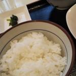 100294473 - ライス・スープ・漬物