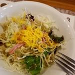 ナンデンセンターリバー - lunchサラダ