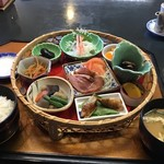 お食事処 一心亭 - 料理写真:花籠膳