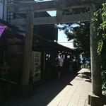 魚見亭 - お店