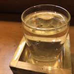 かぶと - 日本酒冷