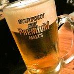 和民 - ビール