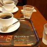 上島珈琲店  - ブレンドコーヒーS