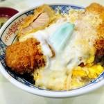 あけぼの - かつ丼     ¥980