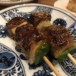 鉄板牛串 アベ亭 -