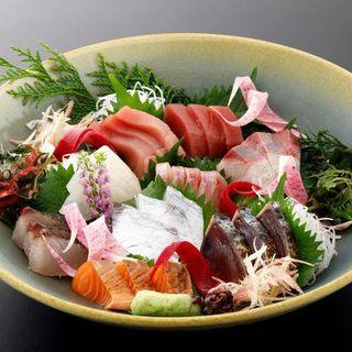 こだわりの市場直送の鮮魚をお楽しみ下さい!