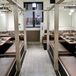 完全個室と創作和食 椿屋 - テーブル席