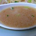 ラーメン さとし - スープ