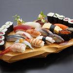 トキワ寿司はなれ - トキワ盛り
