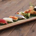 トキワ寿司はなれ - おすすめ握り