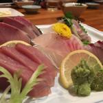 松栄丸 - 料理写真:おまかせお造り盛合せ