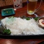魚辰 - 本カワハギ (1,500円)