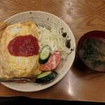 みゆき食堂 - 料理写真:オムライス
