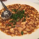 東天紅 - ヘルシー麻婆豆腐です