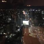 東天紅 - 栄方面の夜景が綺麗です