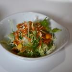 タージ・マハル - 料理写真:サラダ