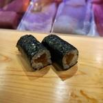 寿司処 すず木 - かんぴょう巻き