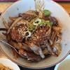 軒軒 - 料理写真:2019年1月 牛ハラミ丼 800円