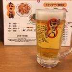 hachihachi - 生ビール