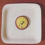ハタダお菓子館 - 料理写真:金時のさぶ。