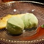 和食と個室 みや本 - デザート