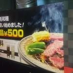 100331234 - 仙台牛の一頭買いアピール