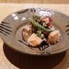 悠然 いしおか - 料理写真:雪花菜和え