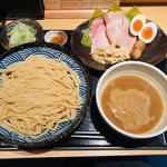 つけ麺 道 - 特製つけ麺(1,150円)