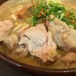 100335091 - 鶏肉ゴロゴロ、柔らかい