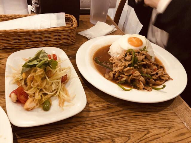 タイ国専門食堂>