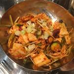 100337736 - 韓国海鮮サラダ