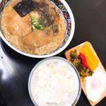 ラーメン天和 - 料理写真:ラーメン定食